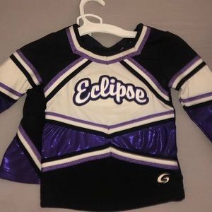 Cute cheer uniform